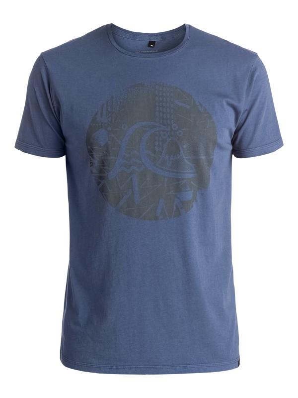 0 Labyrinth Logo - Tee-Shirt  EQYZT03973 Quiksilver