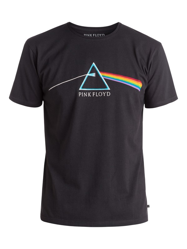 0 Quiksilver Music Collab Pink Floyd - Tee-shirt  EQYZT04129 Quiksilver