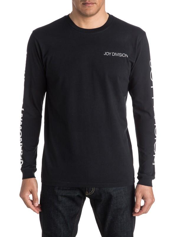 0 Quiksilver X Universal Joy Division Unknown Pleasures T-Shirt  EQYZT04137 Quiksilver