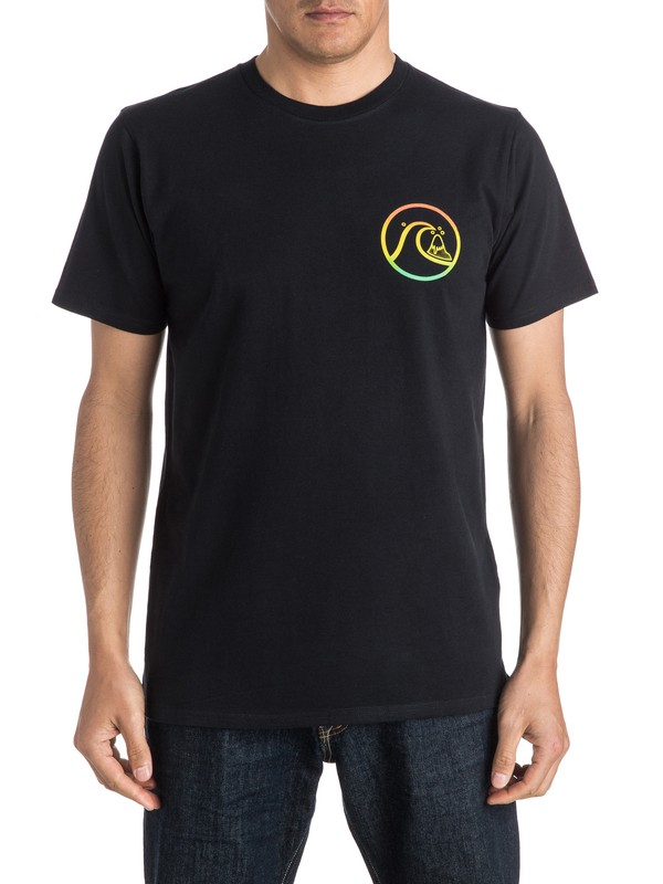 0 Stay Tee  EQYZT04166 Quiksilver