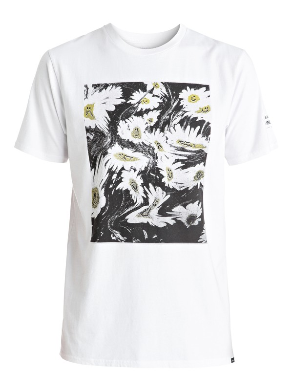 0 Earthly Delights - Tee-Shirt  EQYZT04266 Quiksilver