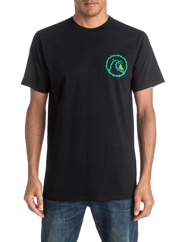 0 Melt Out - Tee-Shirt  EQYZT04268 Quiksilver