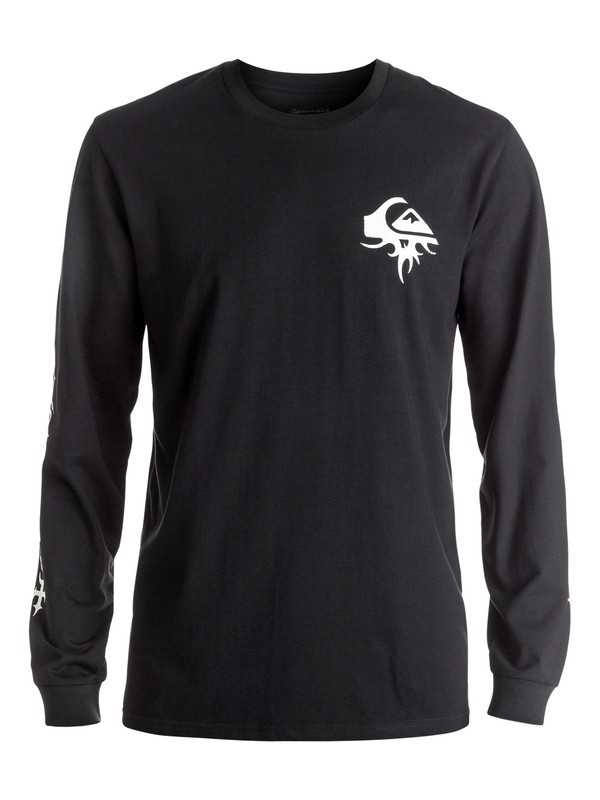 0 Born Thorny Long Sleeve Tee  EQYZT04271 Quiksilver