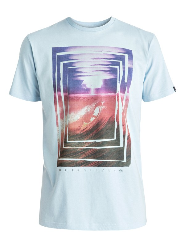 0 Classic Bomb Sets - Tee-Shirt  EQYZT04281 Quiksilver