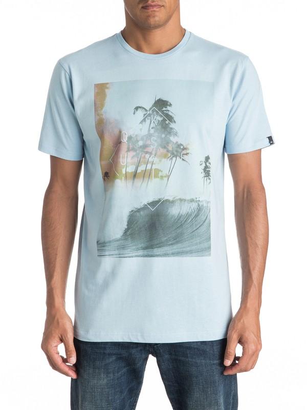 0 Classic Wave Thunder - Tee-Shirt  EQYZT04283 Quiksilver