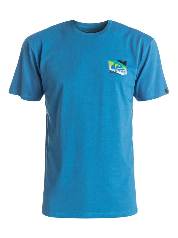 0 Box Knife - Tee-Shirt  EQYZT04298 Quiksilver