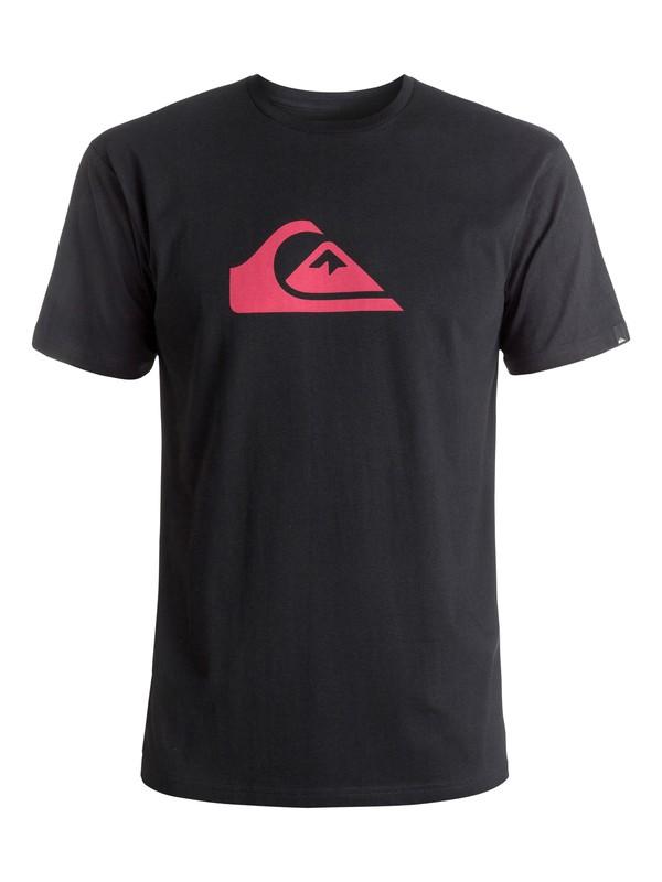 0 Classic Everyday - Tee-Shirt Noir EQYZT04302 Quiksilver
