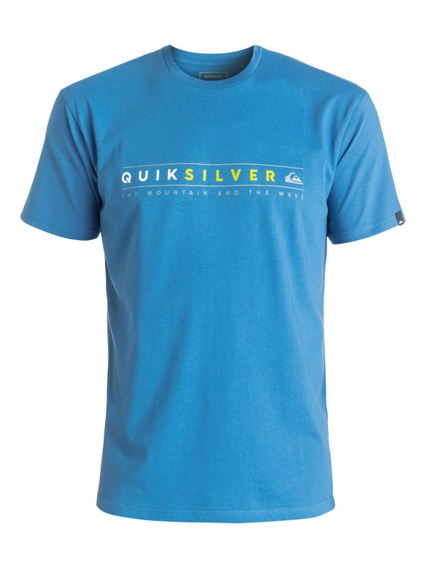 0 Classic Always Clean - Tee-Shirt  EQYZT04305 Quiksilver