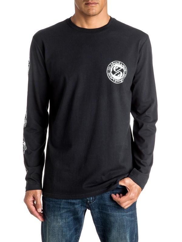 0 Classic Balanced 69 - Tee-Shirt à manches longues  EQYZT04319 Quiksilver