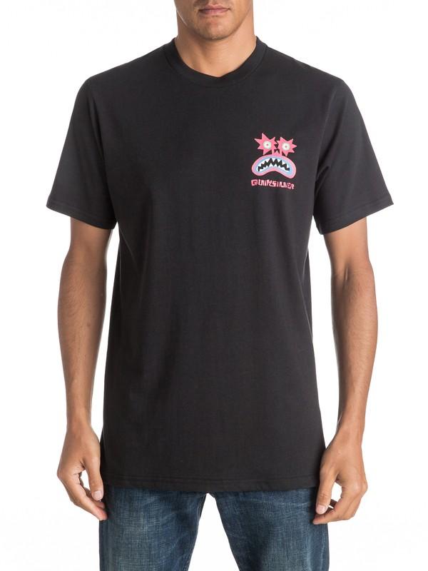 0 Boogey Man - Tee-Shirt  EQYZT04331 Quiksilver