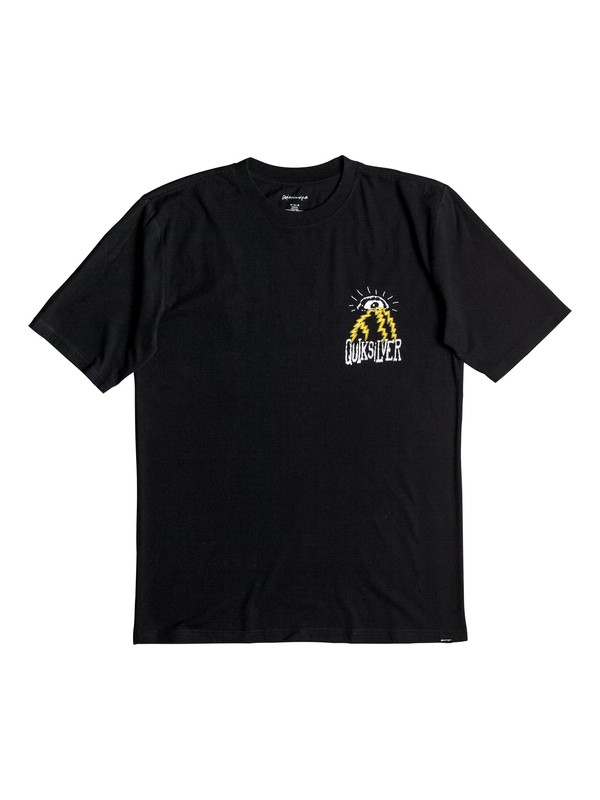 0 Angry Gods Tee  EQYZT04377 Quiksilver