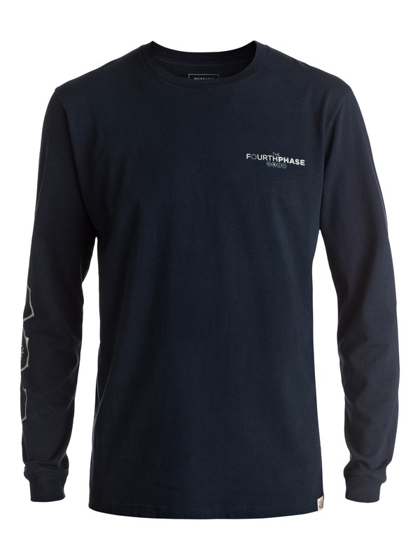 0 The Fourth Phase - Tee-Shirt à manches longues  EQYZT04383 Quiksilver