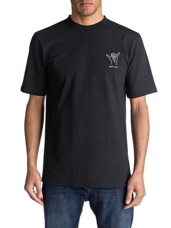 0 Palm Reader - Tee-Shirt  EQYZT04472 Quiksilver