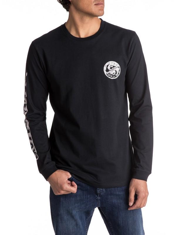 0 Bad Vision - T Shirt à manches longues  EQYZT04517 Quiksilver