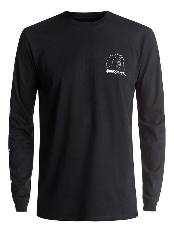 0 Eastman Venice Bliss - T Shirt à manches longues  EQYZT04535 Quiksilver