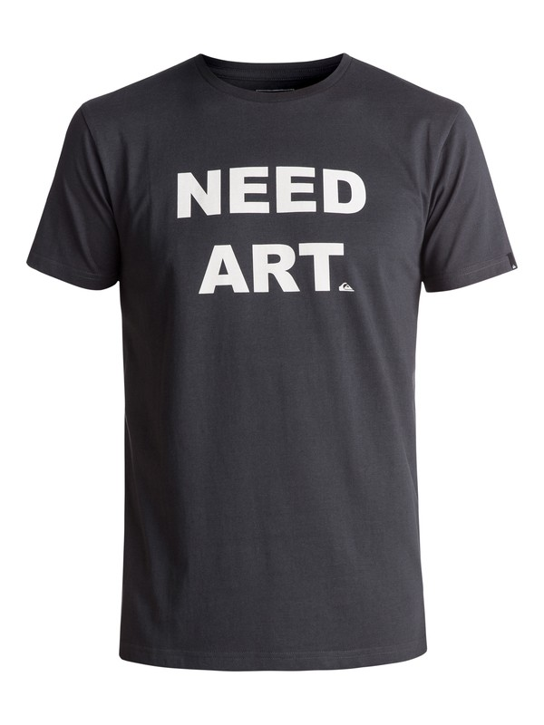 0 Sust East Need Art - T Shirt  EQYZT04551 Quiksilver