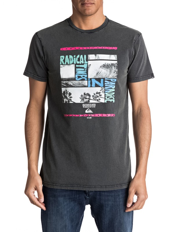 0 Speciality Radical Trip - Tee-Shirt  EQYZT04560 Quiksilver