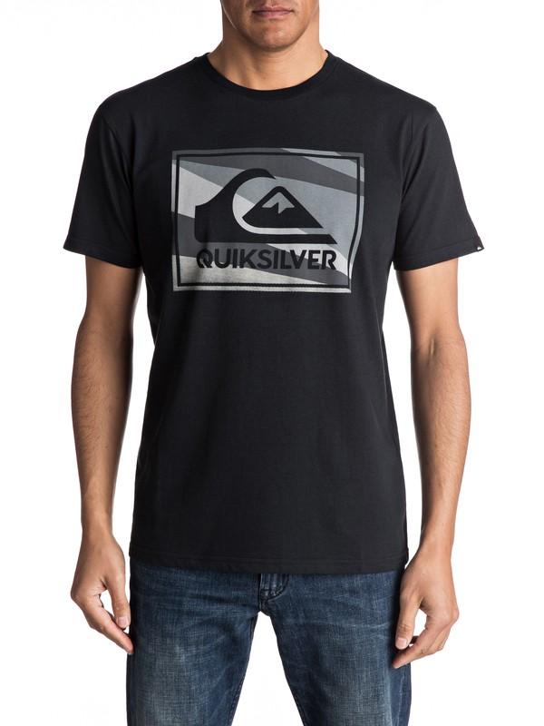 0 Box Knife R - Tee-Shirt  EQYZT04706 Quiksilver