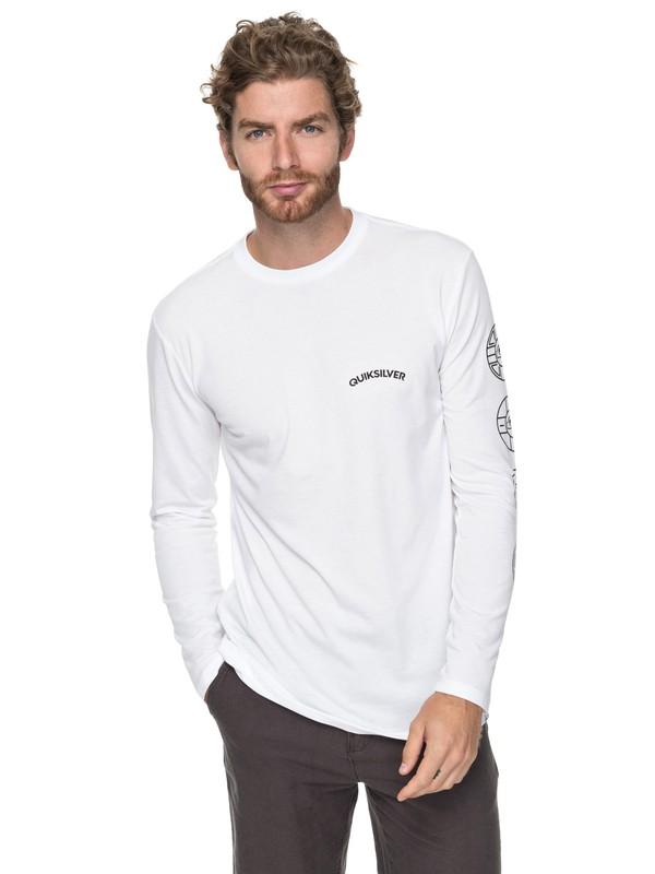 0 Next Steps - T-shirt technique à manches longues  EQYZT04749 Quiksilver