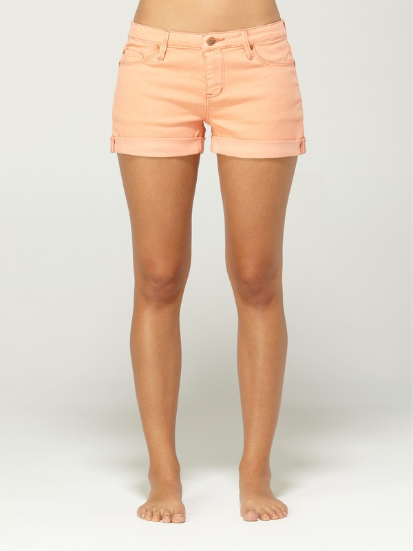 0 Gypsy Tour Peach Shorts  G11103 Quiksilver