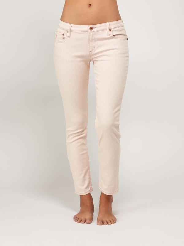 0 Tama Crop Opal Polka Dot Jeans  G13064 Quiksilver