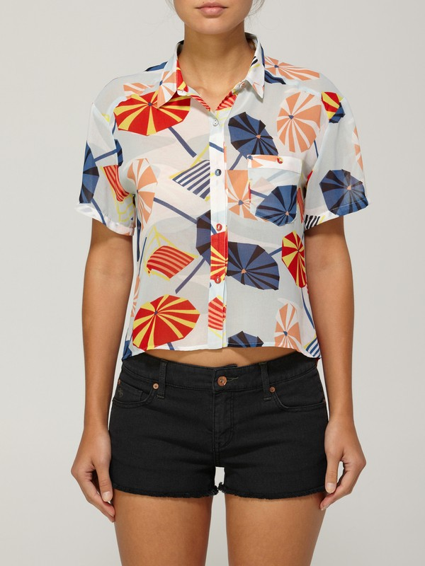 0 Beach Bella Top  G40110 Quiksilver
