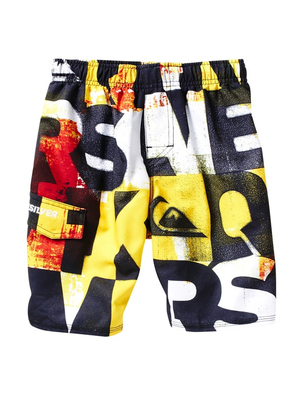 0 Baby Dissolve Volley Shorts  I203471 Quiksilver