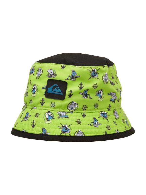 0 Boys 2-7 Gromett Bucket Hat  K249C18 Quiksilver