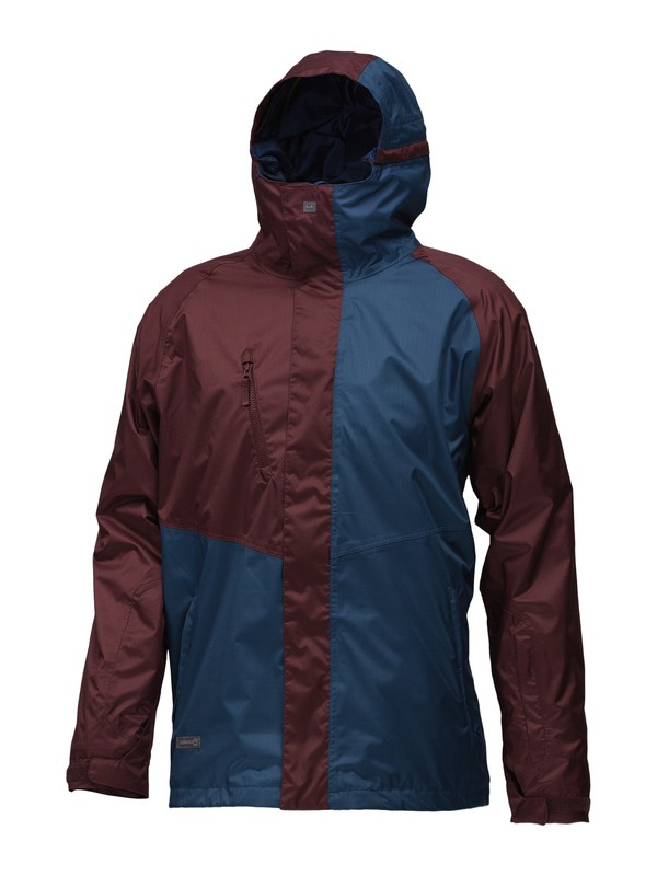 0 Travis Rice Hydro 10K Shell Jacket  KPMSJ104 Quiksilver