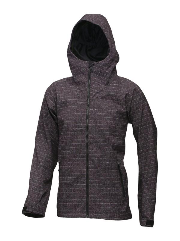 0 Origin 5K Softshell Jacket  KPMSJ174 Quiksilver
