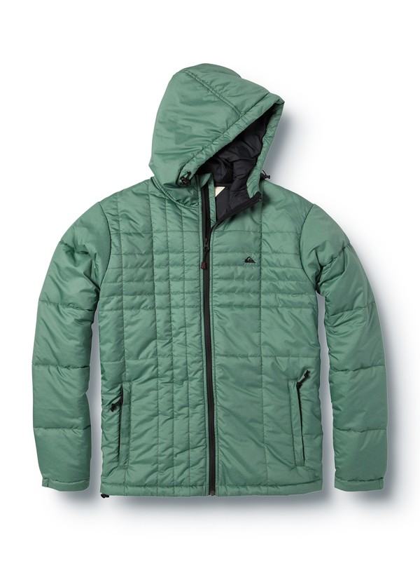 0 Nomad Hooded Jacket  MT167100 Quiksilver