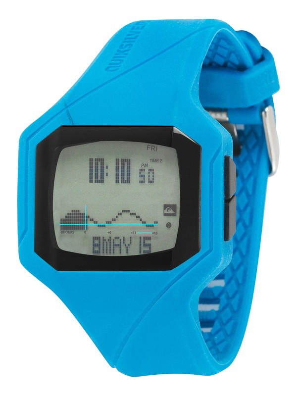 0 The Addictiv 2.0 Tide Watch Blue QS1023 Quiksilver