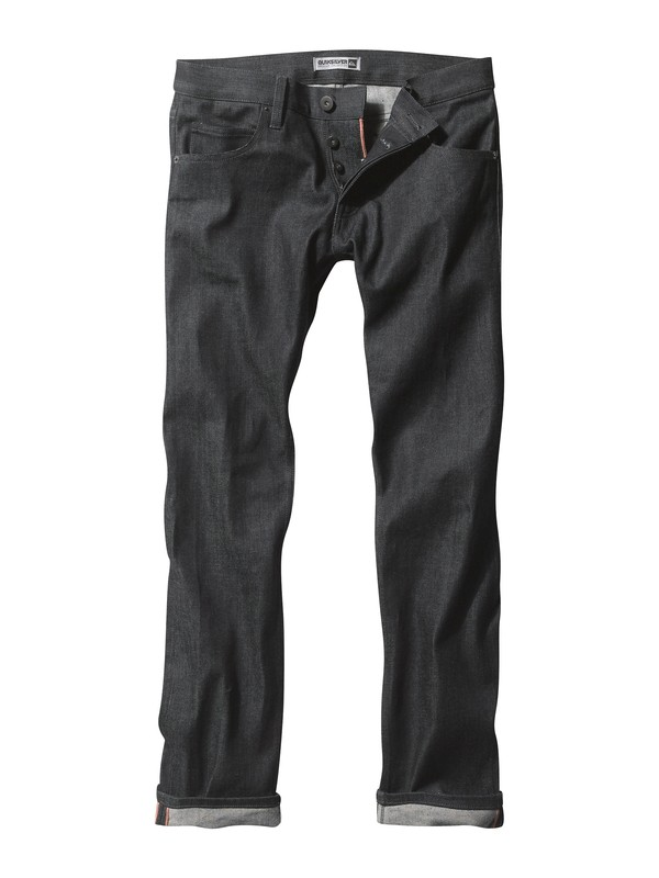 "0 Red Lines Jeans, 32"" Inseam  QSD1754 Quiksilver"