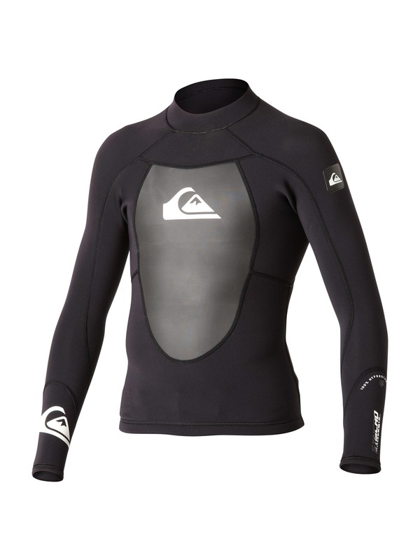 0 Boys 2-7 Syncro 1.5mm Jacket  SA149BF Quiksilver