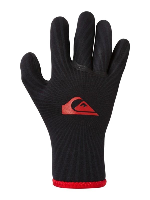 0 Syncro 3mm 5 Finger Glove  SA824ML Quiksilver