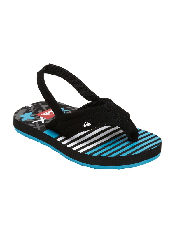 0 Toddler Foundation Sandals  T257130 Quiksilver