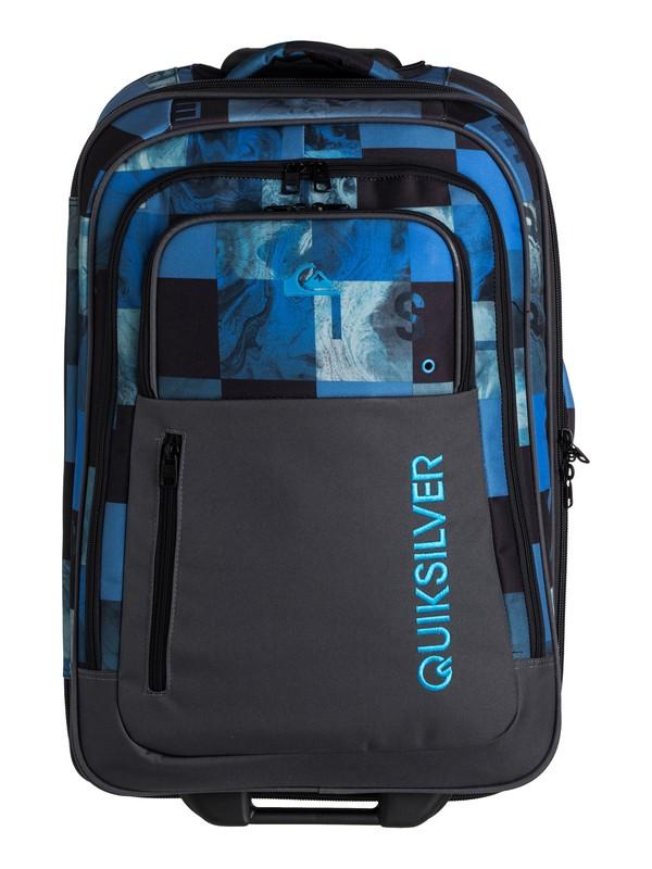 "0 Round Trip 29"" Wheelie Suitcase Blue TPQS12006 Quiksilver"