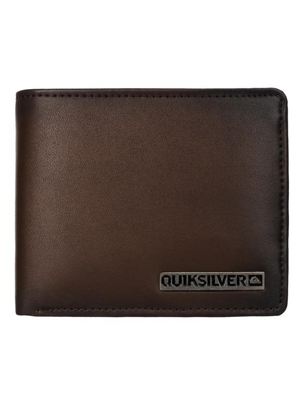 0 Mackin Wallet  UQYAA00001 Quiksilver