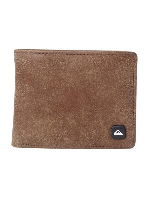 0 Crumple Wallet  UQYAA00061 Quiksilver
