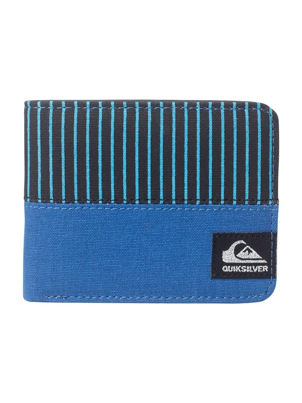 0 Throwback Wallet  UQYAA00063 Quiksilver