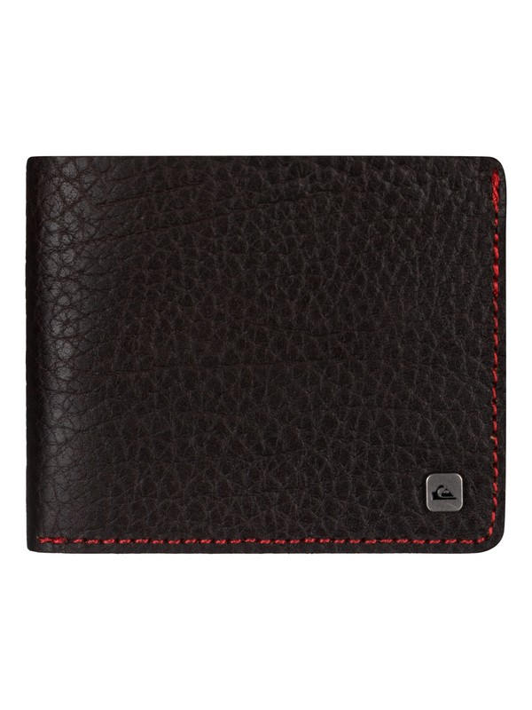 0 Flight Leather Wallet  UQYAA03026 Quiksilver