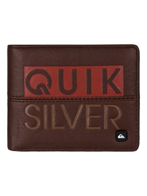 0 Wash Out Wallet  UQYAA03064 Quiksilver