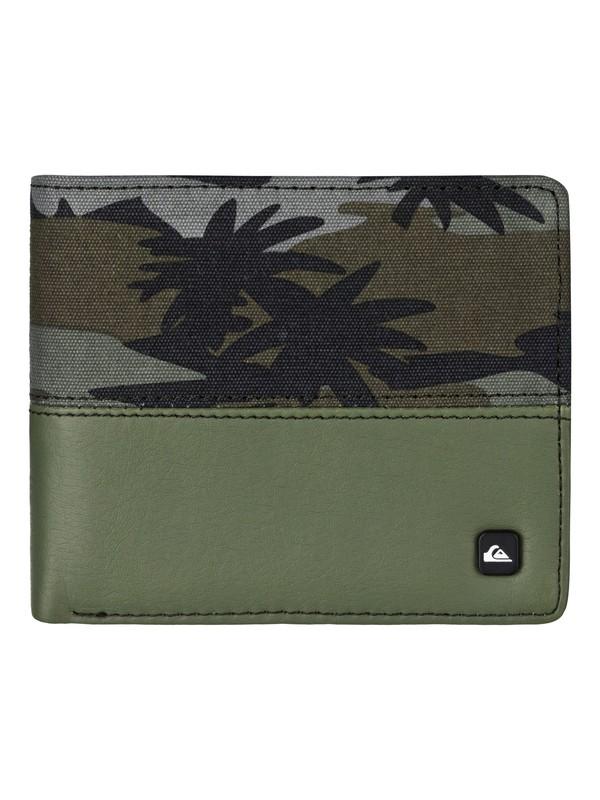 0 Mixed Bag Wallet  UQYAA03065 Quiksilver