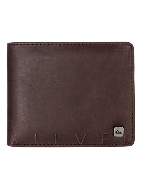 0 Mack Wallet  UQYAA03098 Quiksilver