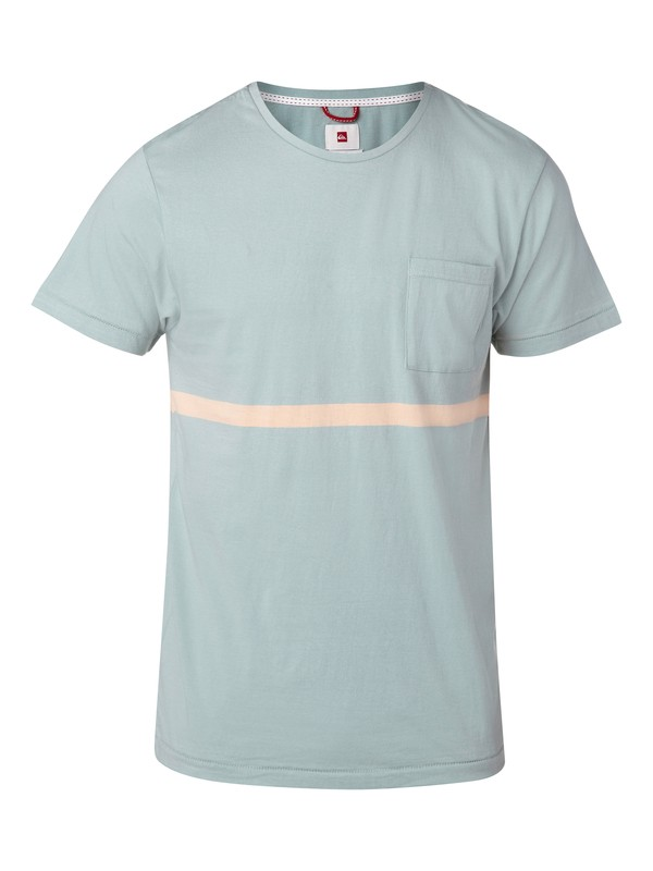 0 Thinline Slim Fit T-Shirt  UQYZT03036 Quiksilver