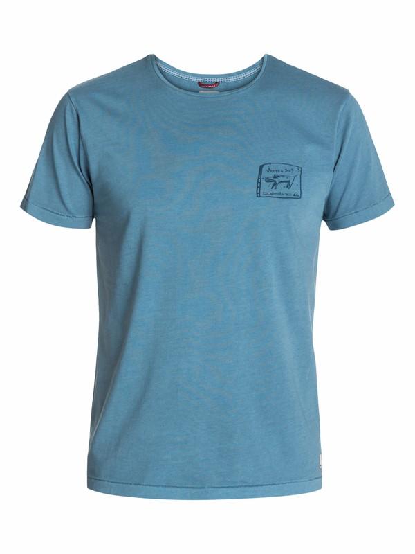 0 Dog Modern Fit T-Shirt  UQYZT03087 Quiksilver