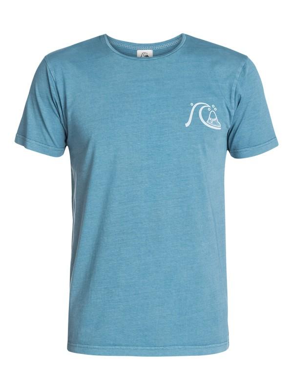 0 Sun Down Modern Fit T-Shirt  UQYZT03124 Quiksilver