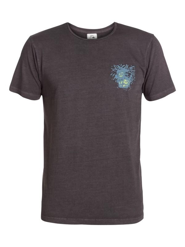 0 Warpaint Head Modern Fit T-Shirt  UQYZT03127 Quiksilver
