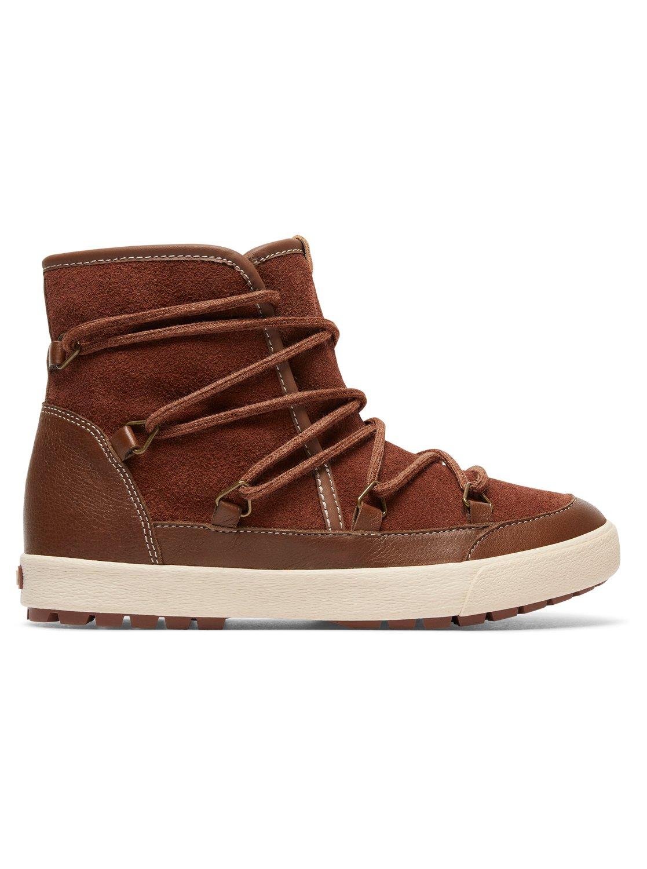 Darwin Boots Women tanRoxy lFhME