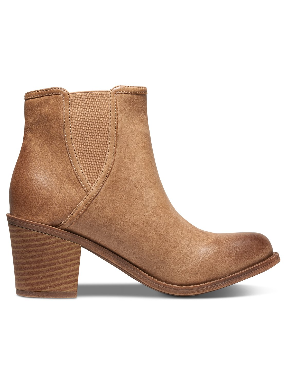Grady Heeled Ankle Boots ARJB700393 | Roxy